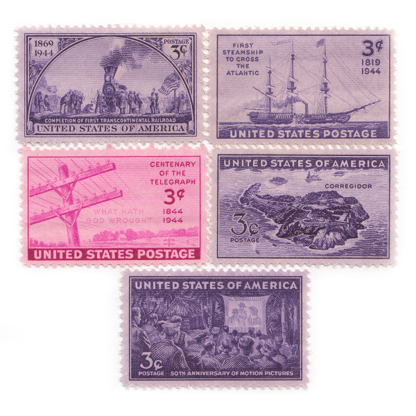 1944 Commemorative Mint Year Set