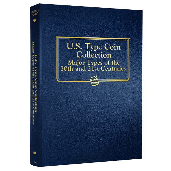 U.S. Type Coin Collection, 20th and 21st Centuries