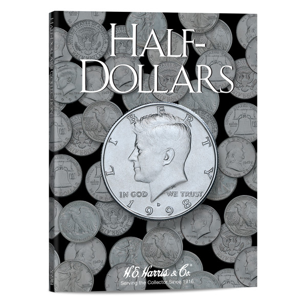 (Harris) Half Dollars - Plain Folder