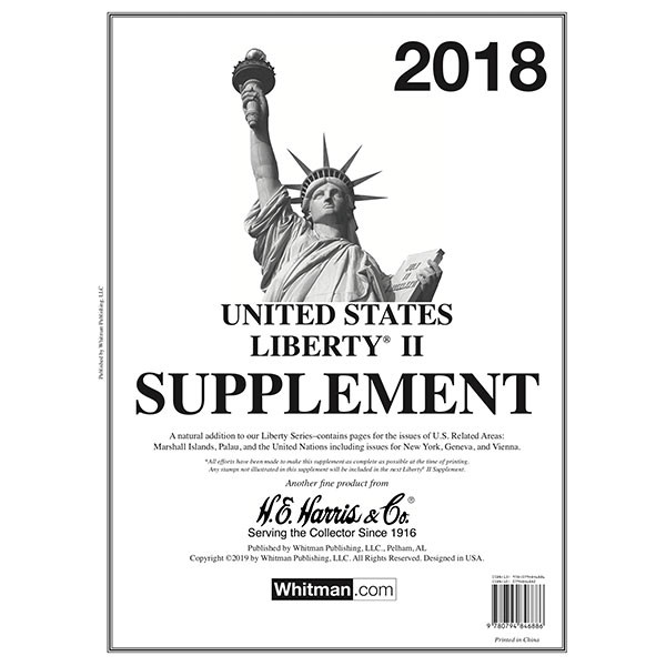 2018 Liberty II Supplement