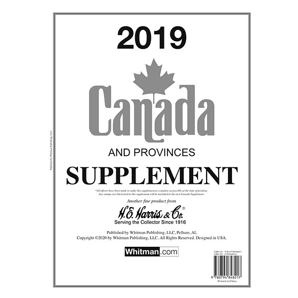 Canada Supplement 2019