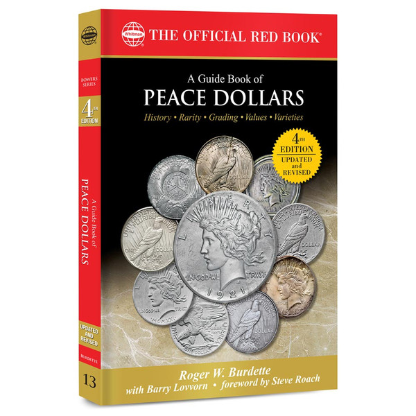 The Guide Book of Peace Dollars 4th Edition