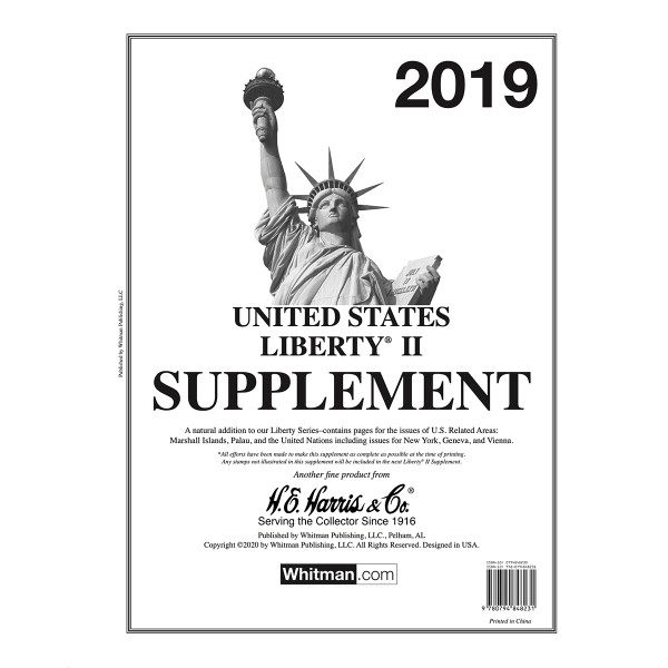 Liberty II Supplement 2019