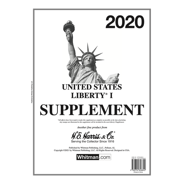 2020 Liberty I Supplement