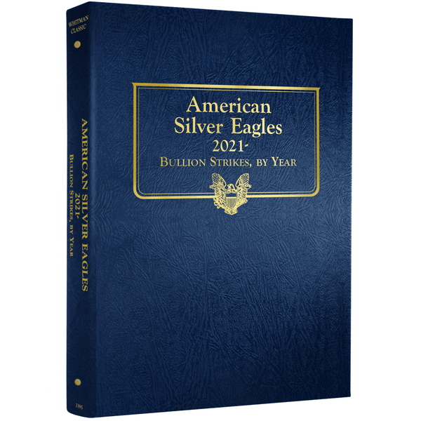 American Silver Eagles Starting 2021