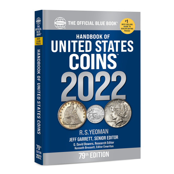 2022 Blue Book, Paper Back