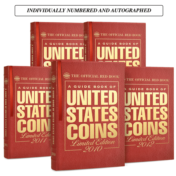 Limited Edition Red Book Set #2