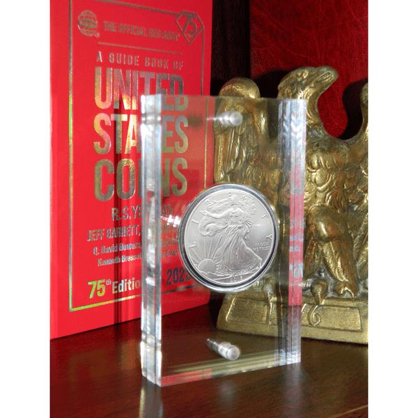 Glorifier Series:  American Silver Eagle 3X5 Holder