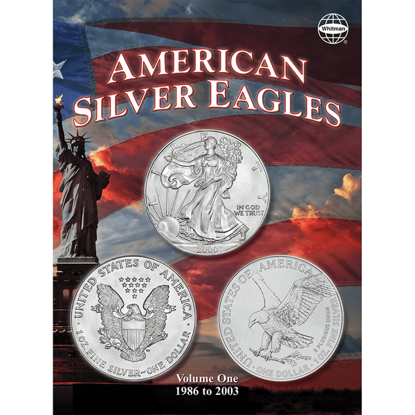 Whitman American Silver Eagles Folder, Volume One