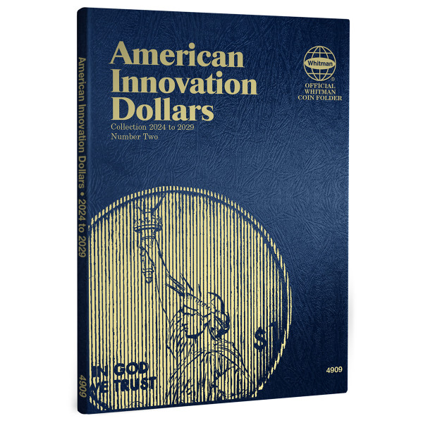 Whitman American Innovation Dollars, Number Two