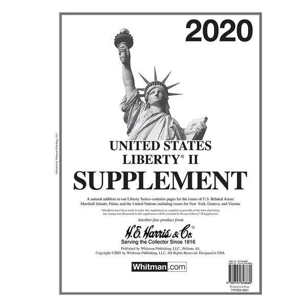 2020 Liberty Supplement II