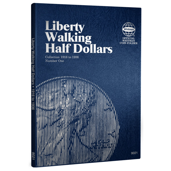Liberty Walking Half Dollars #1, 1916-1936