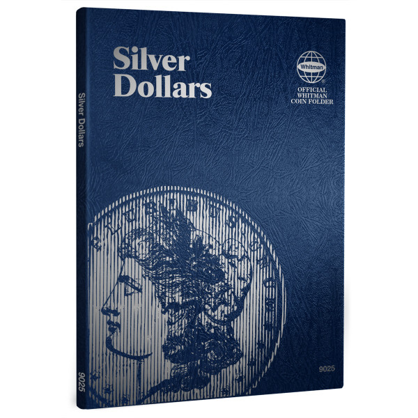 Morgan Silver Dollars -  Plain Folder