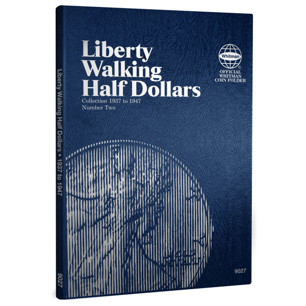 Liberty Walking Half Dollars #2 1937-1947