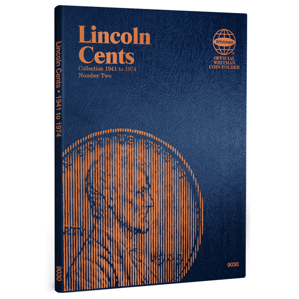 Lincoln Cents #2, 1941-1974