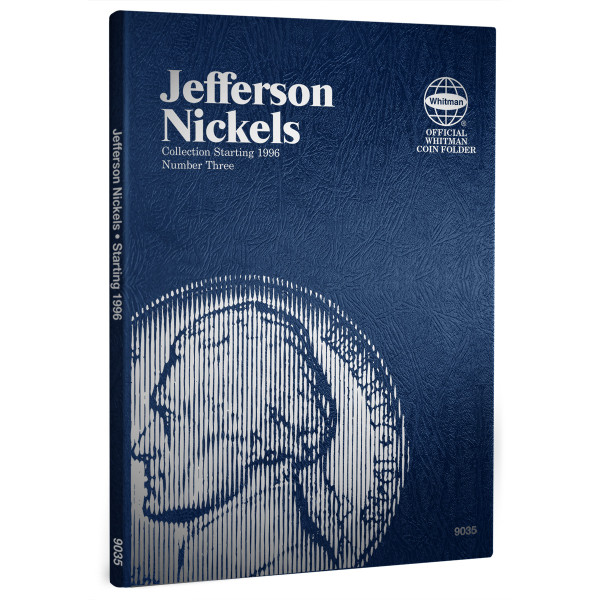 Jefferson Nickels #3, 1996-2015