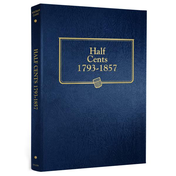 Half Cents 1793-1857
