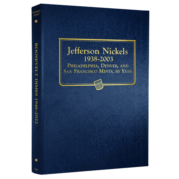 Jefferson Nickels 1938-2003
