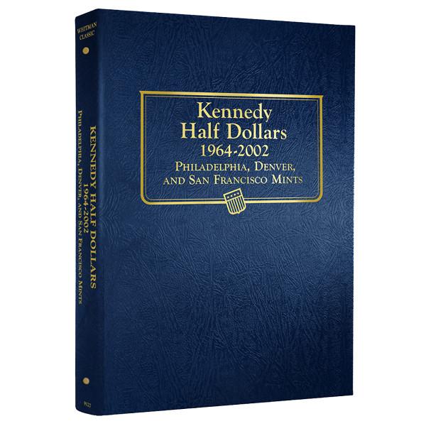 Kennedy Half Dollars 1964-2002