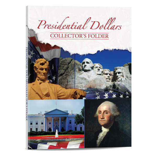 Presidential Dollar Collector's Folder
