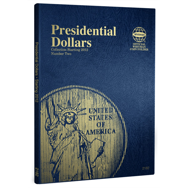 Presidential Dollars Folder #2, 2012-2016