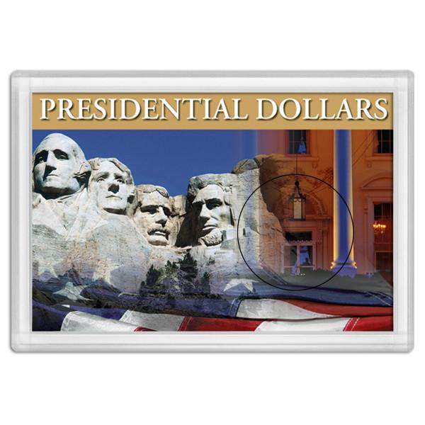 Presidential Dollar Frosty Case 2X3