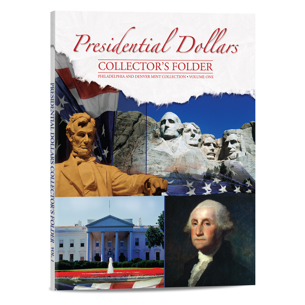 Presidential Folder 4 Panel - Volume I - 2007-2011