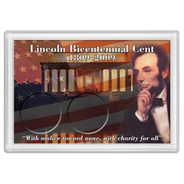 Abraham Lincoln Bicentennial Frosty Case – 2x3