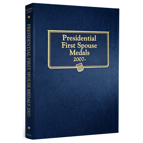First Spouse (Presidential) Medals Album