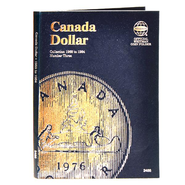 Canadian Dollars #3, 1968-1986