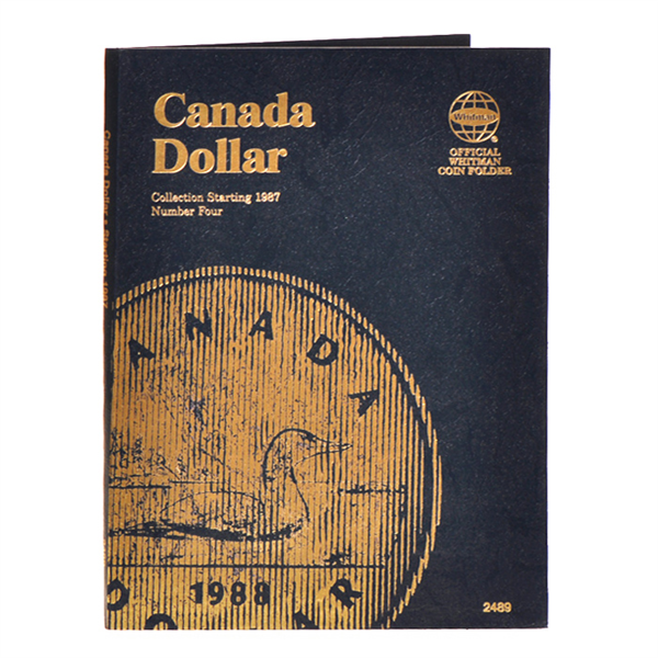 Canadian Dollars #4, 1987-2008