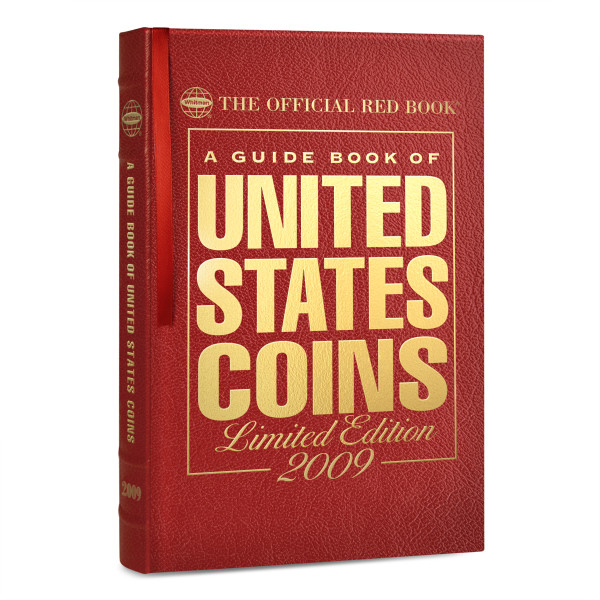 2009 Limited Edition Leather Red Book