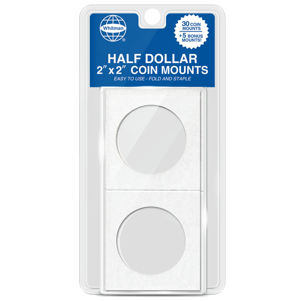 Half-Dollar Pack Mylar 35 Count