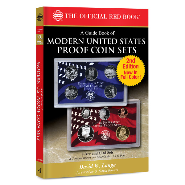 A Guide Book of Modern U.S. Proof Sets - 2nd Edition
