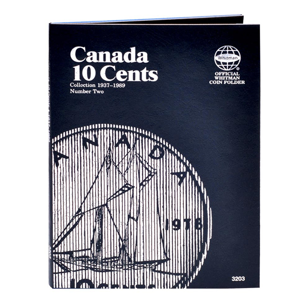 Canadian 10 Cents #2, 1937-1989
