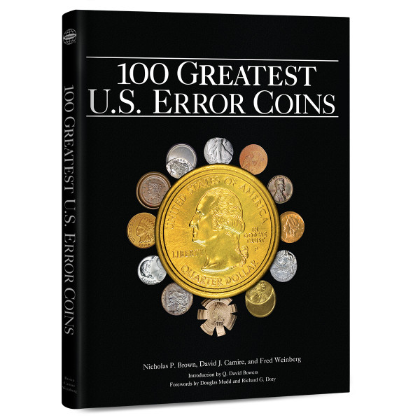 100 Greatest U.S. Error Coins