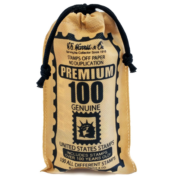 US Premium Stamp Bag (100 ct)