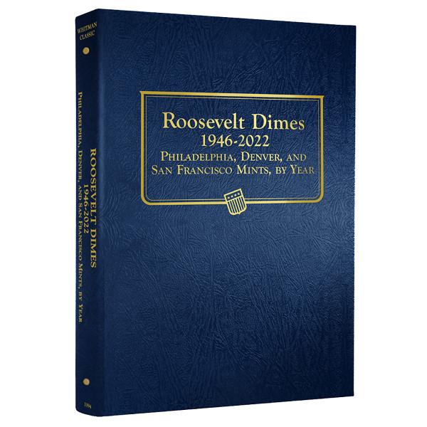 Roosevelt Dimes, 1946-2022