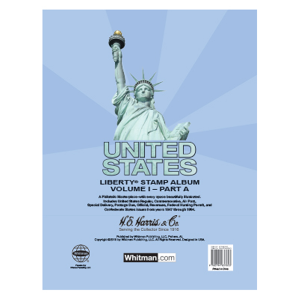 Liberty Part A Pages (1847-1994)