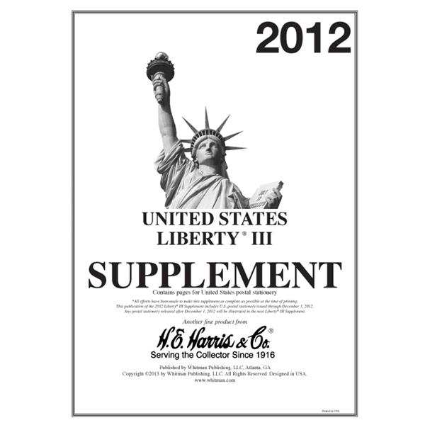 2012 Liberty III Supplement
