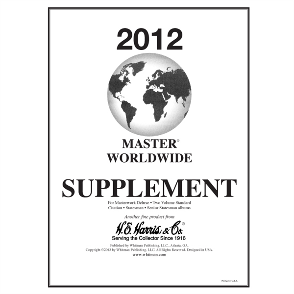 2012 Master Worldwide Supplement