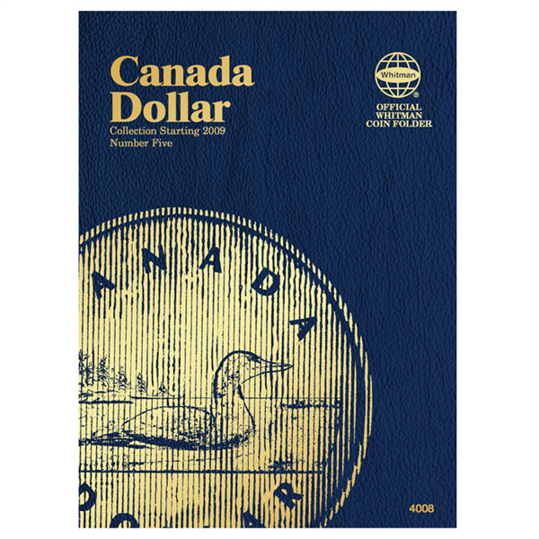 Canadian Dollar #5, Starting 2009