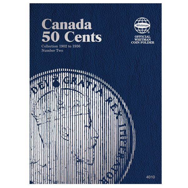 Canadian 50 Cent #2, 1902-1936