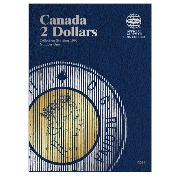 Canadian Two Dollar #1, Starting 1996