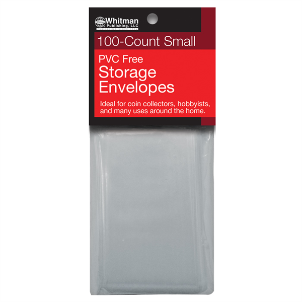 PVC-Free Poly Envelopes, Small