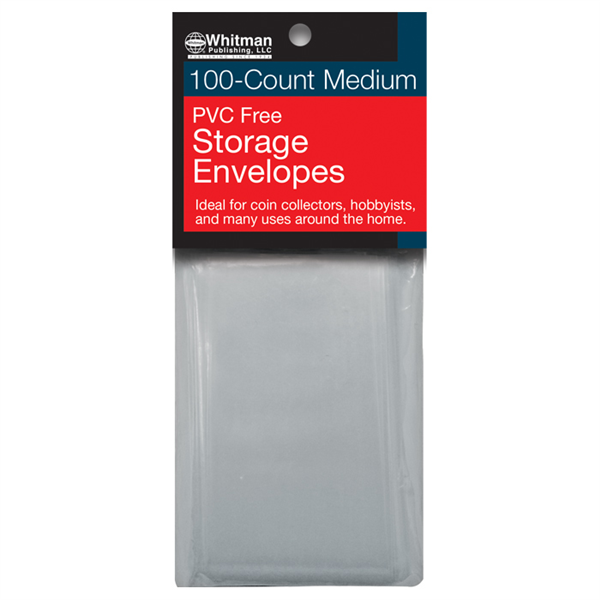 PVC-Free Poly Envelopes, Medium