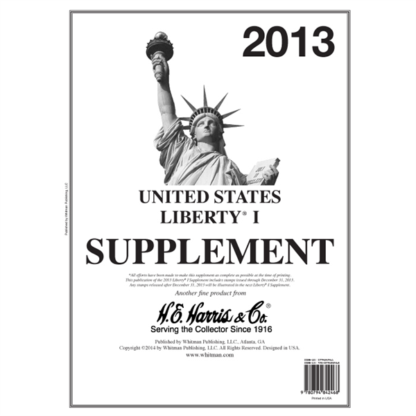 2013 Liberty I Supplement