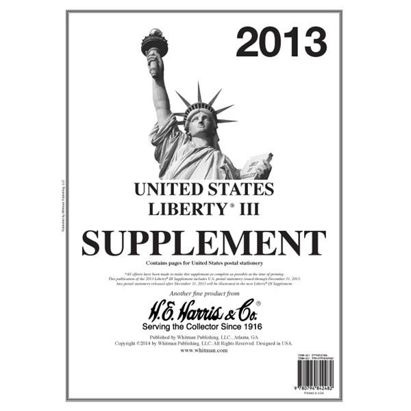 2013 Liberty III Supplement