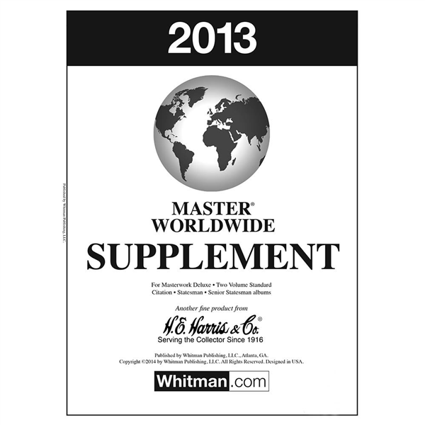 2013 Master Supplement