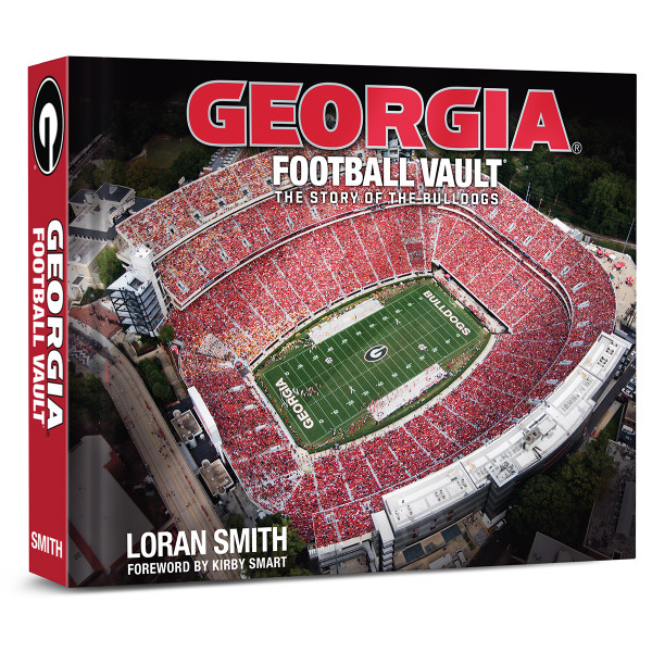 The University of Georgia Football Vault